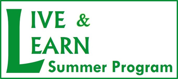 Live and Learn logo